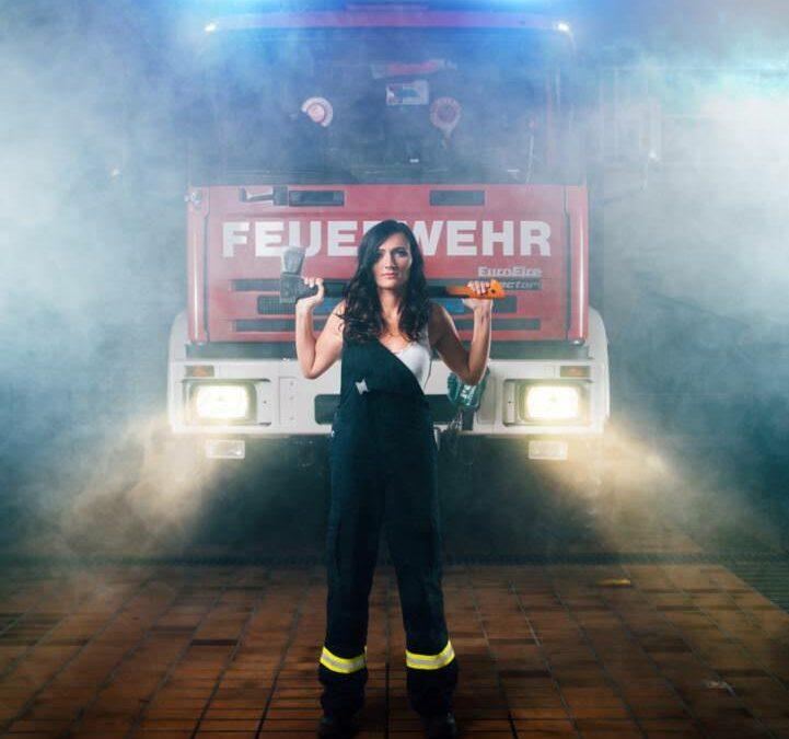 Da rückt die Feuerwehr aus